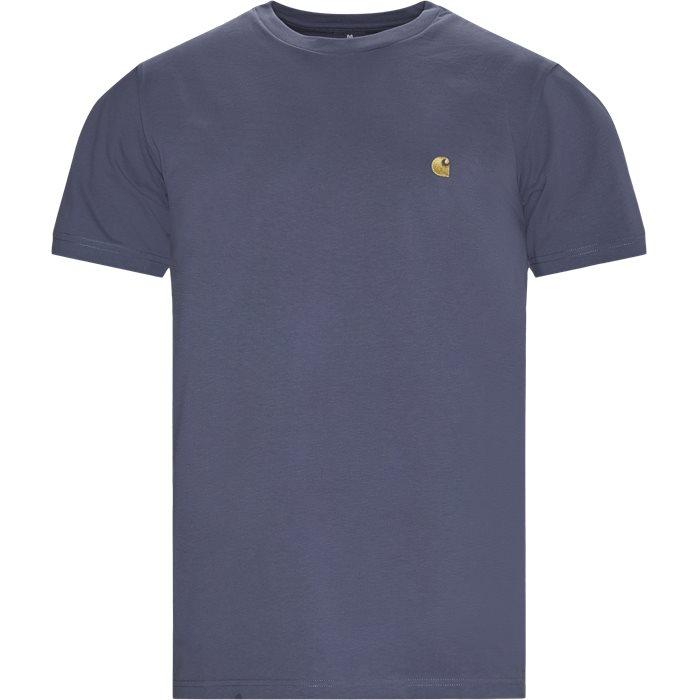Chase Tee - T-shirts - Regular - Lilla